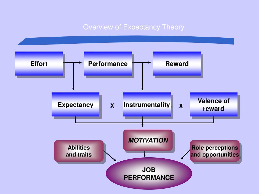 Overview of Expectancy Theory