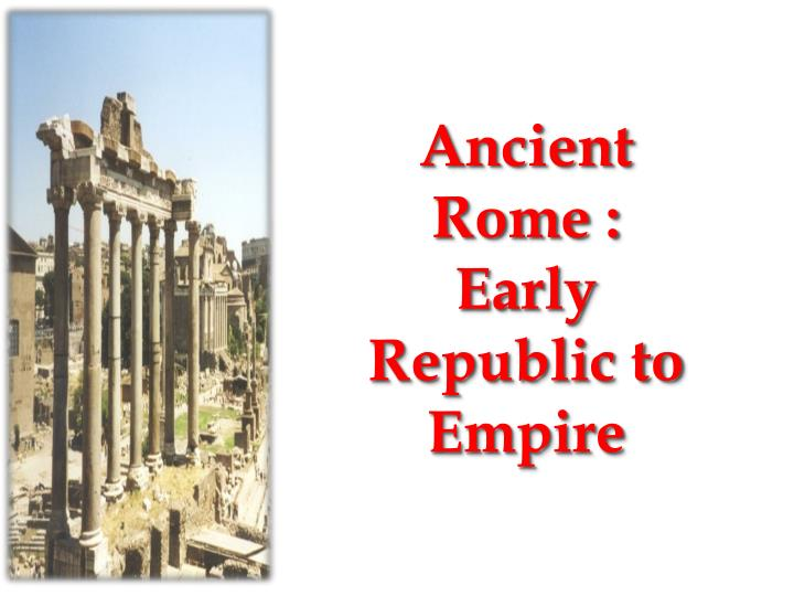 Ancient Rome :