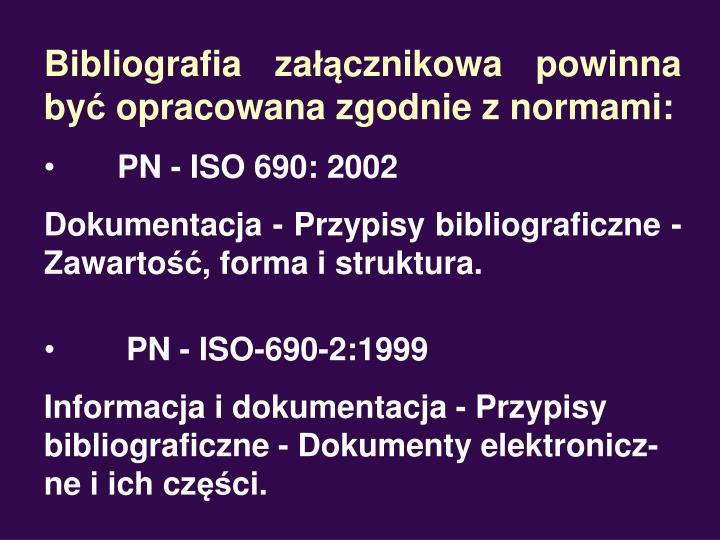 Bibliografia za