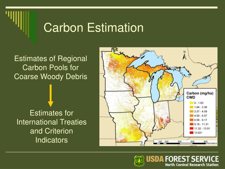 Carbon Estimation