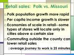 retail sales polk vs missouri
