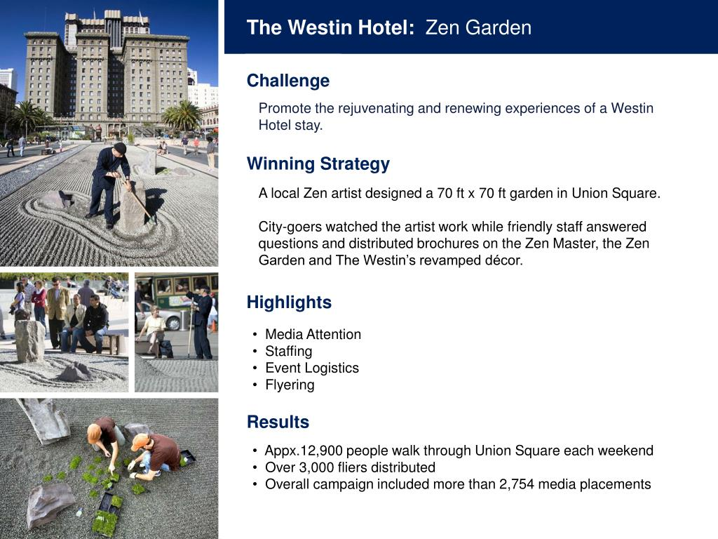 The Westin Hotel: