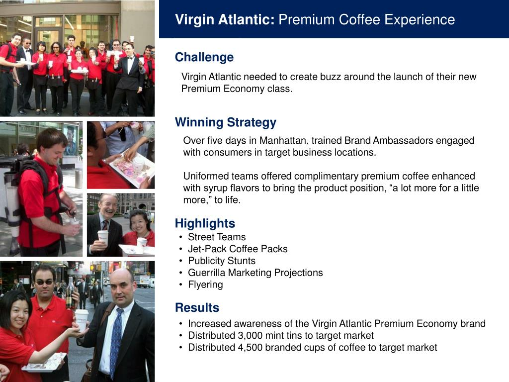 Virgin Atlantic: