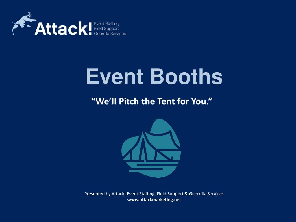 Event Booths