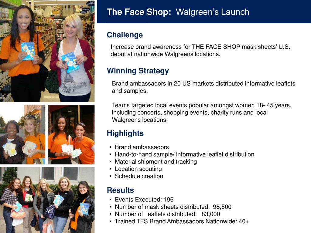 The Face Shop: