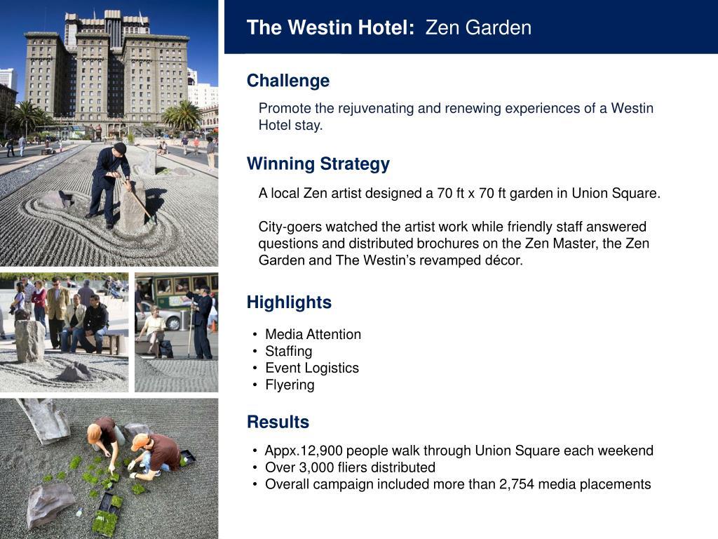 The Westin Hotel:
