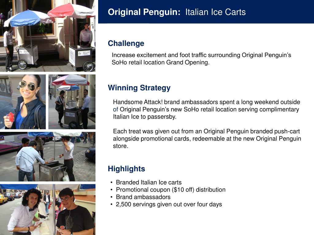 Original Penguin: