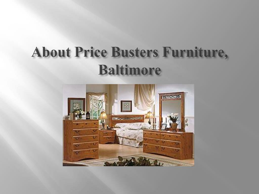 About Price Busters Furniture, Baltimore