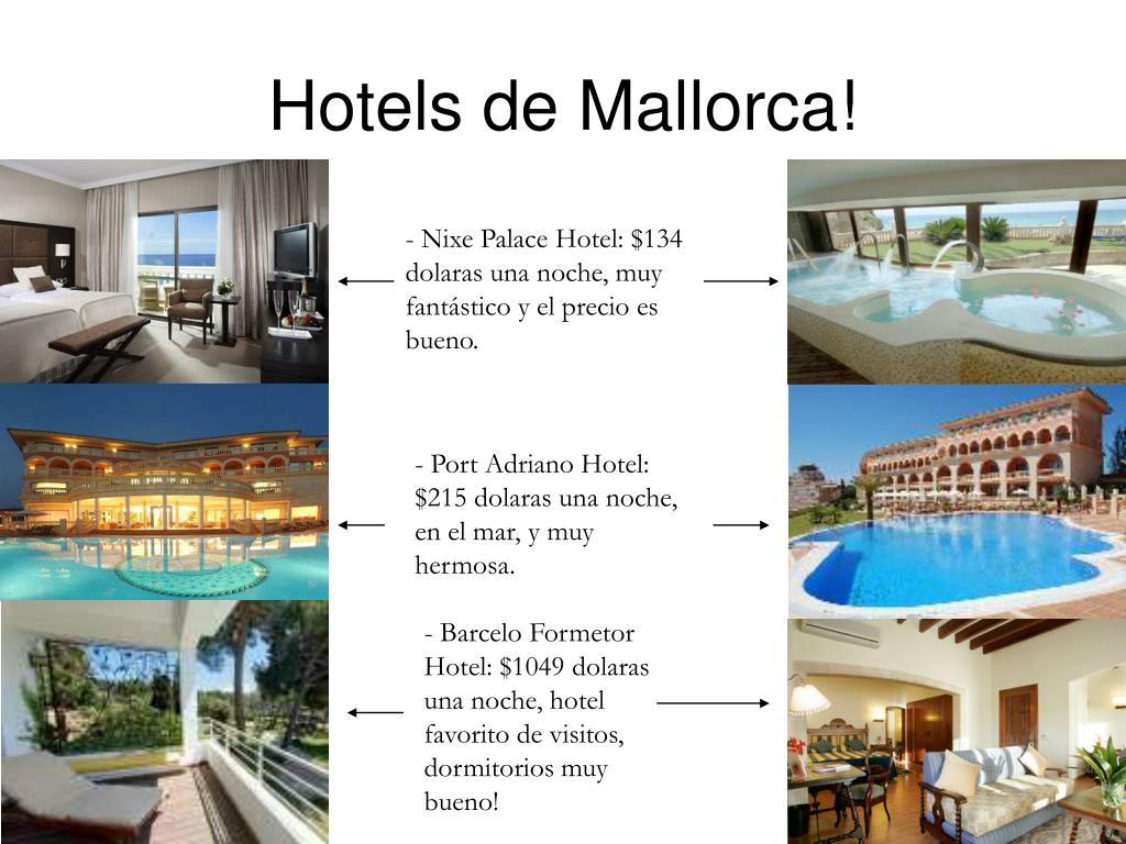 Hotels de Mallorca!