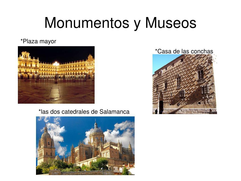 Monumentos y Museos