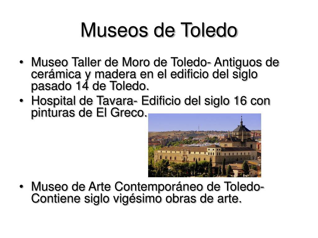 Museos de Toledo