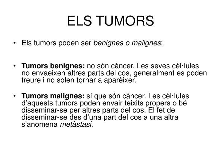 ELS TUMORS