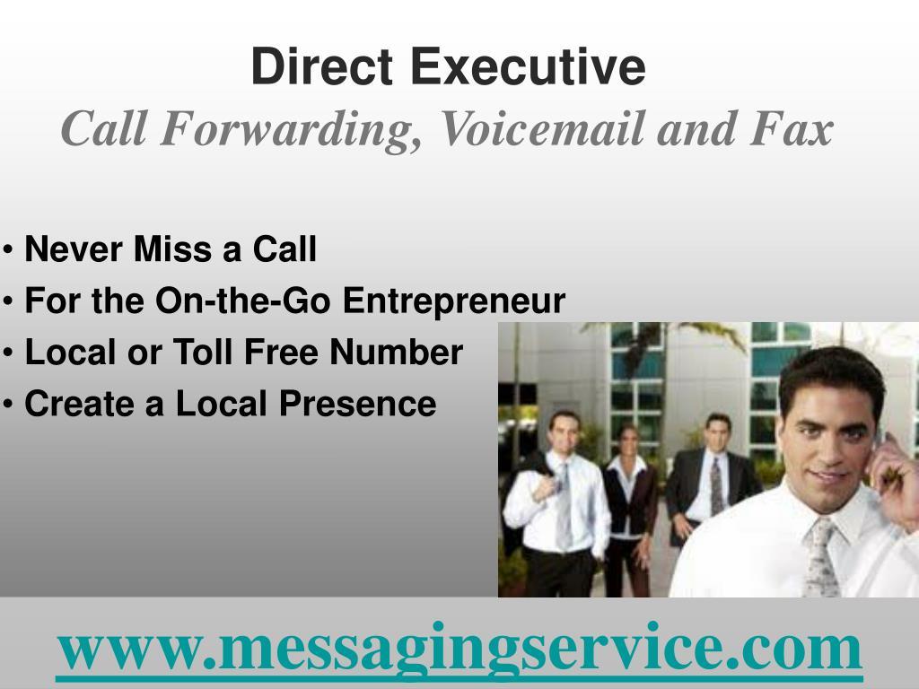 Direct Executive