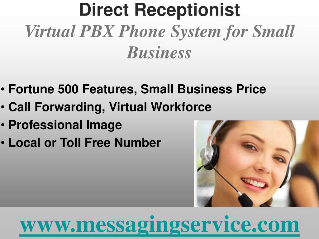 Direct Receptionist