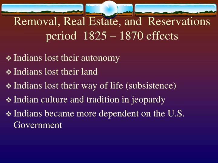 effects of us government on indian culture American indian culture groups  in order to assess the role and the impact of the american indian upon the subsequent history  the united states of america.