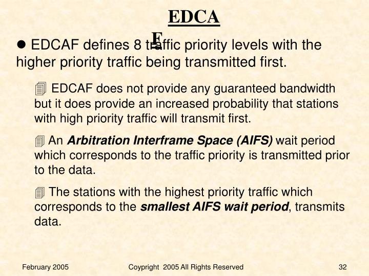 EDCAF
