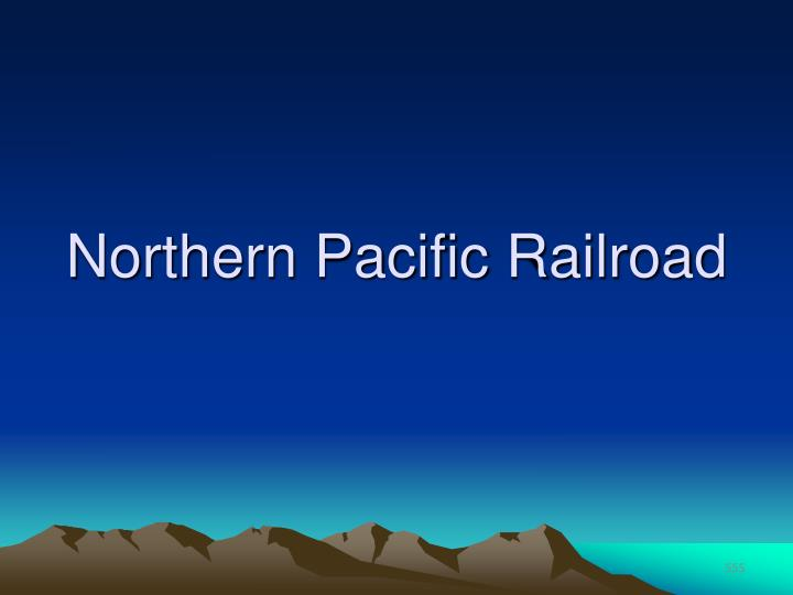 Northern Pacific Railroad