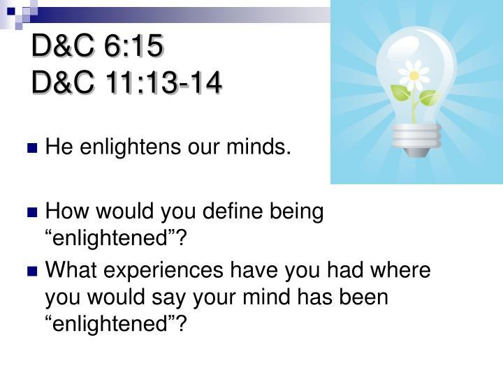 D&C 6:15