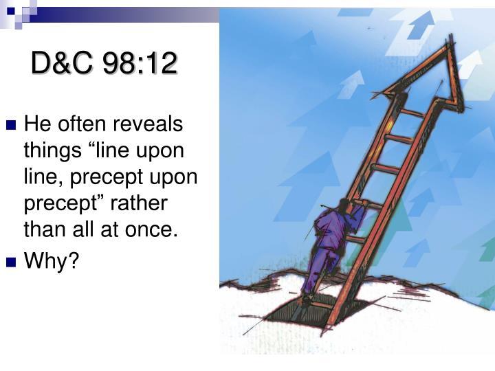 D&C 98:12