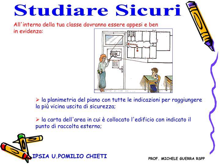 Studiare Sicuri