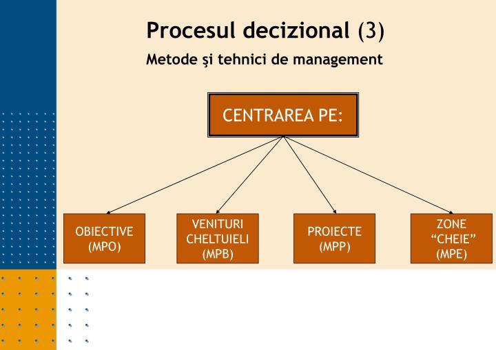 Metode şi tehnici de management