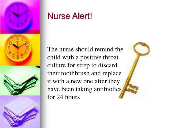 Nurse Alert!