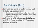 epik ringar frh1