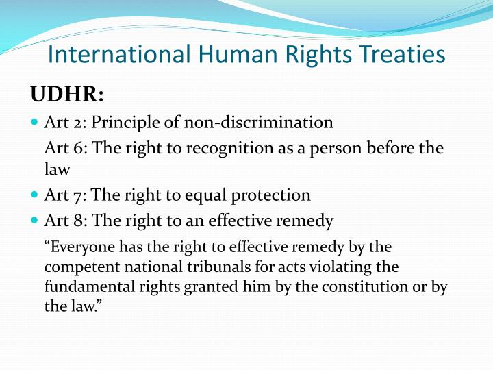 implementation of international human rights treaties Executive order 13107 implementation of human rights treaties - download as pdf file (pdf), text file (txt) or read online.
