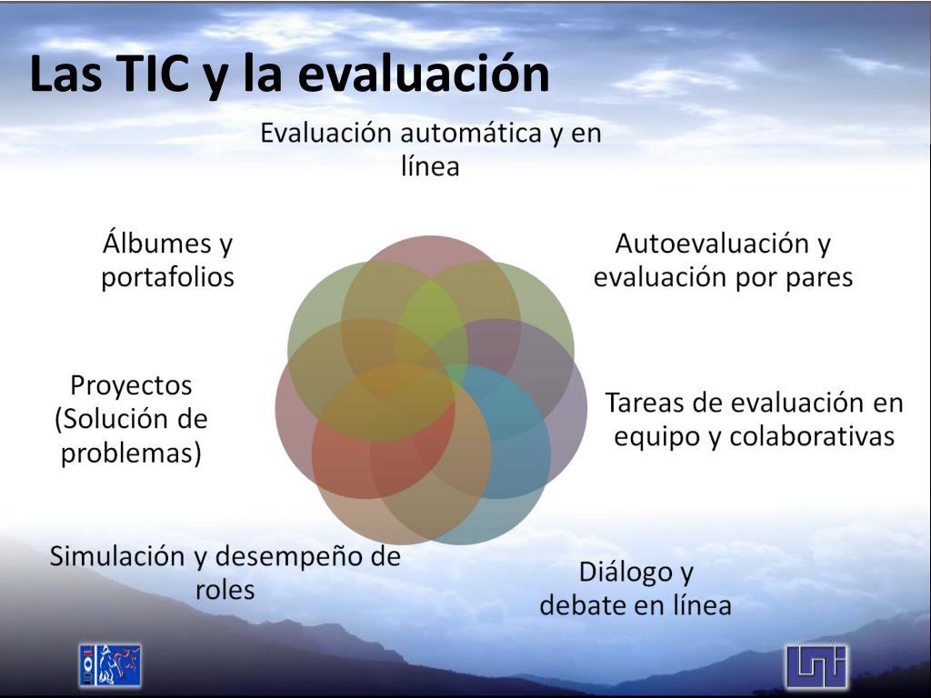 Las TIC y la evaluación