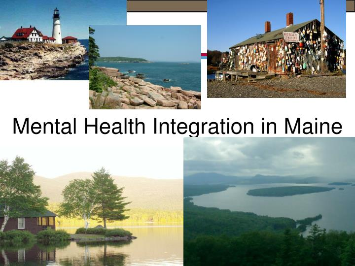 Mental Health Integration in Maine