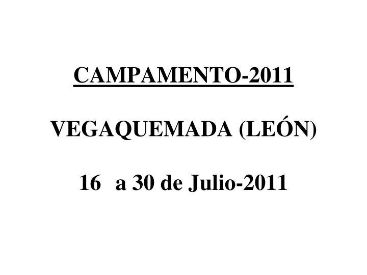 CAMPAMENTO-2011
