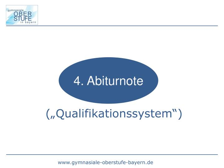 "(""Qualifikationssystem"")"