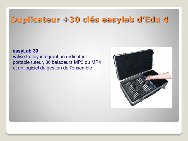 easyLab 30