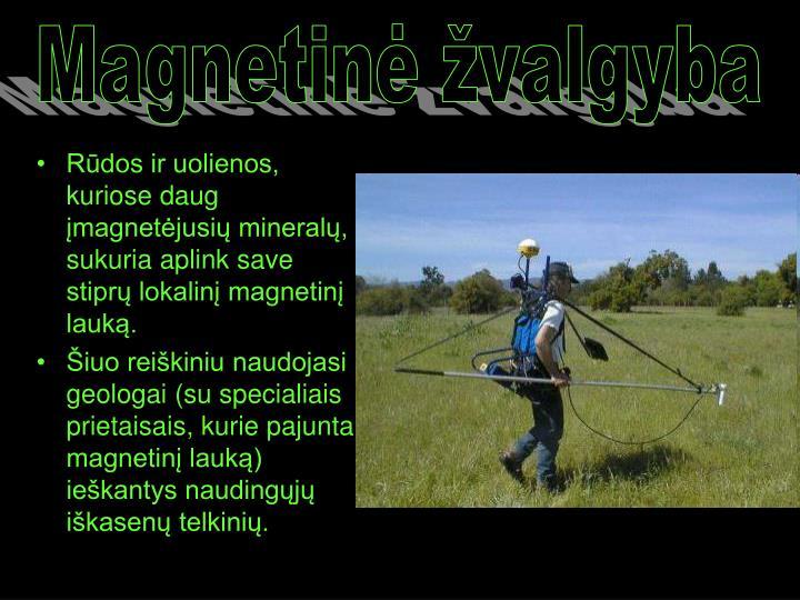 Magnetinė žvalgyba