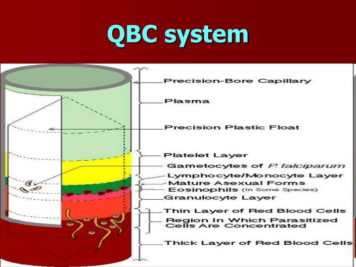 QBC system