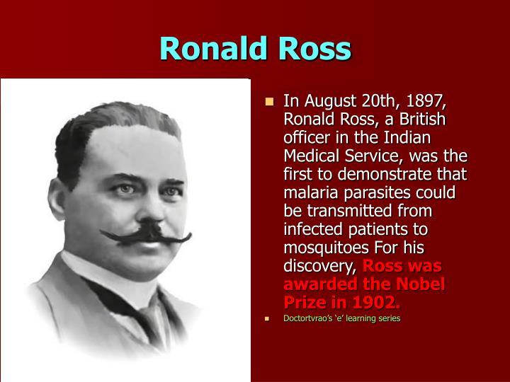 Ronald Ross