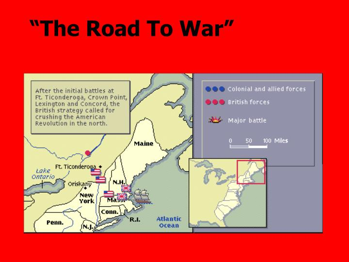 """The Road To War"""