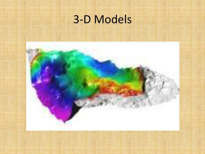 3-D Models