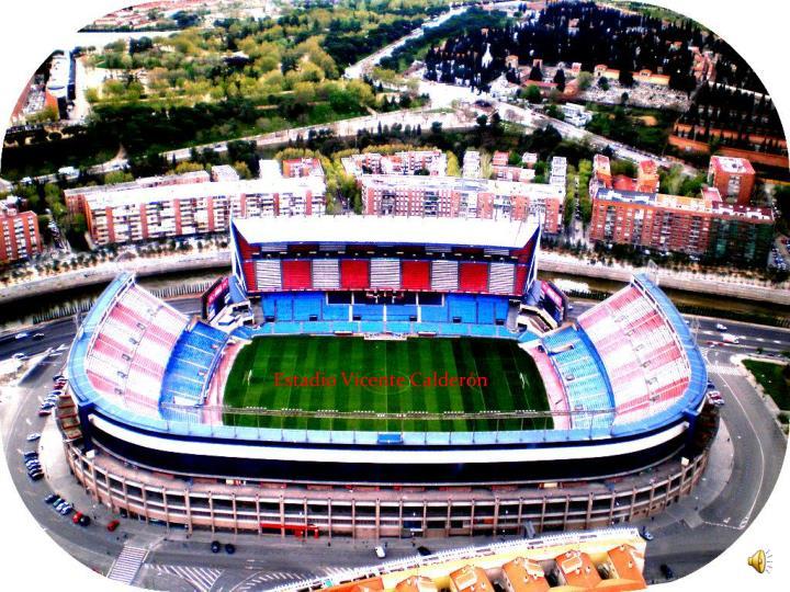Estadio Vicente Calderón