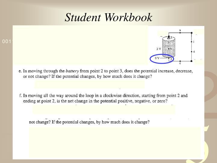 Student Workbook