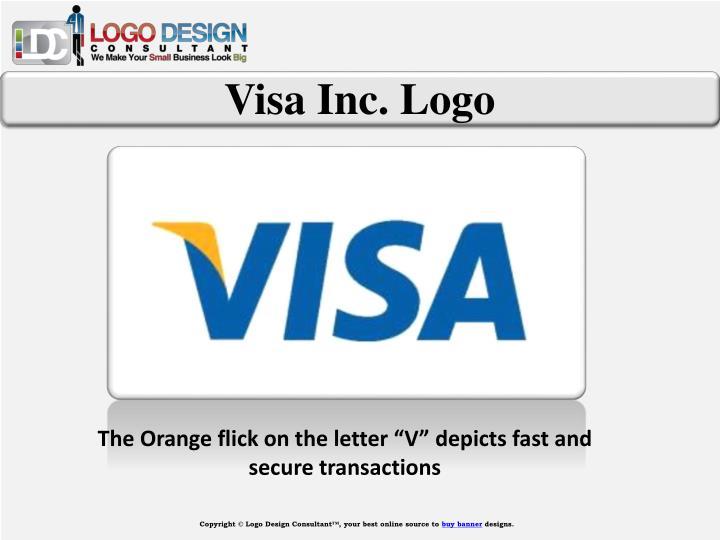 Visa Inc. Logo