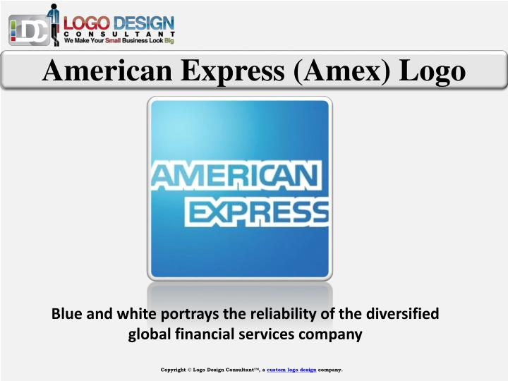 American Express (Amex) Logo