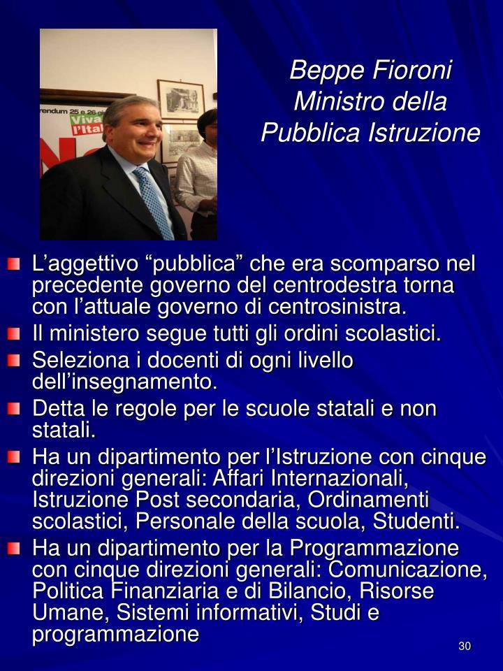 Beppe Fioroni