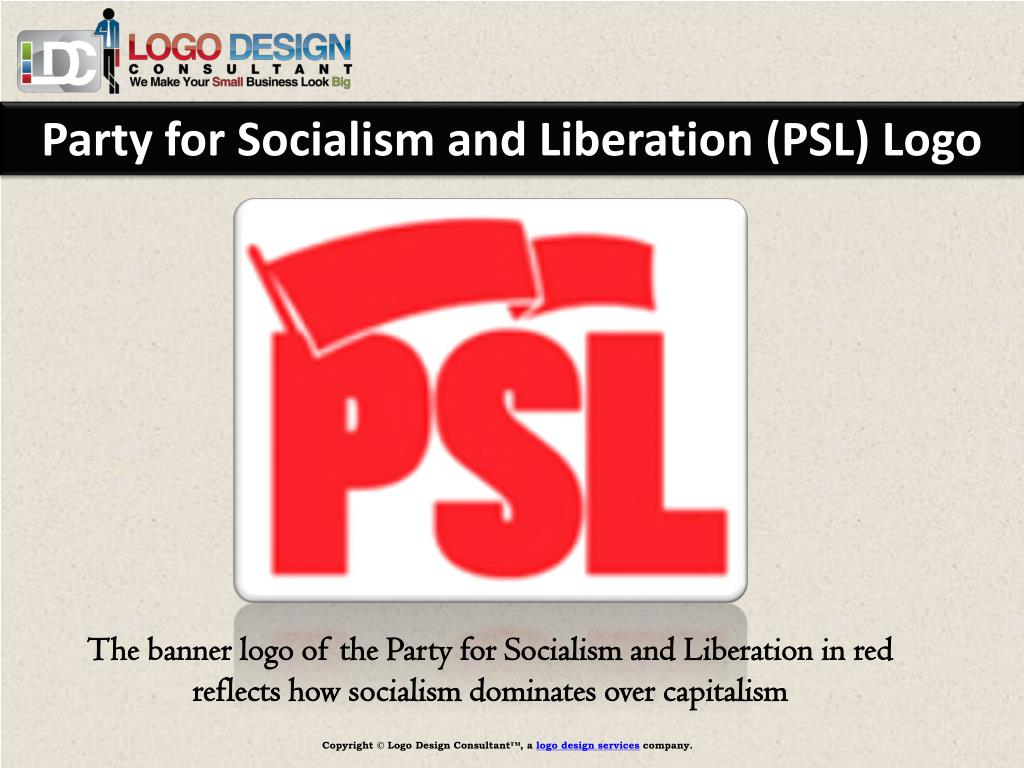 Party for Socialism and Liberation (PSL) Logo