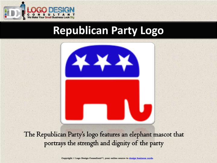 Republican Party Logo