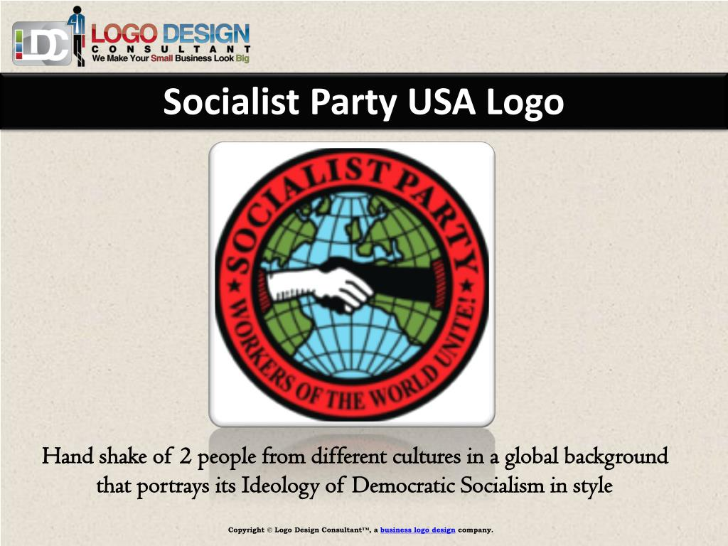 Socialist Party USA Logo