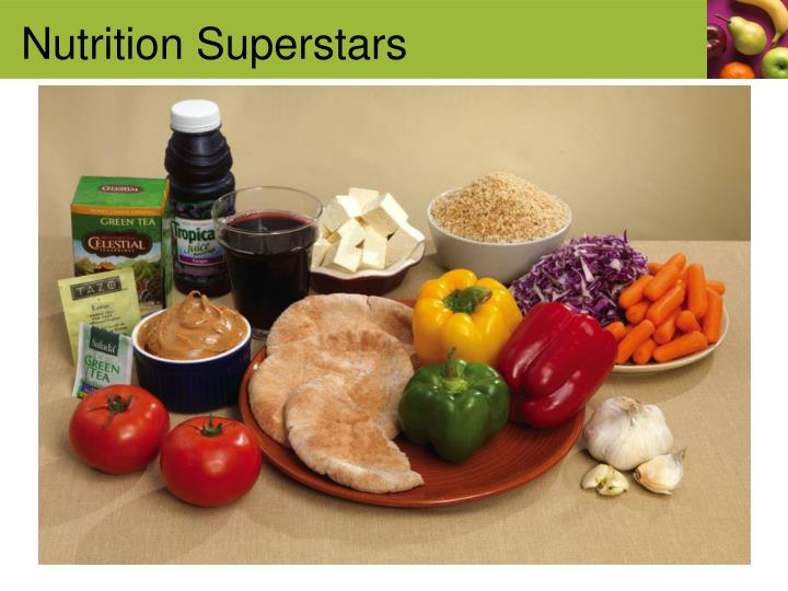 Nutrition Superstars