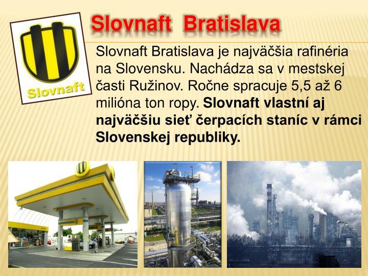 Slovnaft  Bratislava