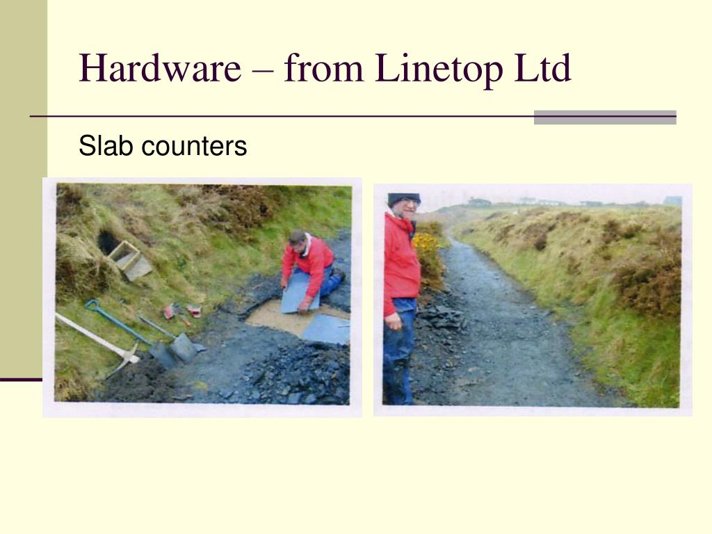 Hardware – from Linetop Ltd