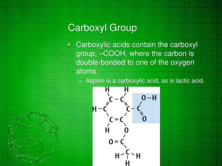 Carboxyl Group
